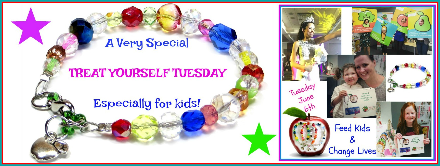 Treat Yourself Tuesday for Kids!
