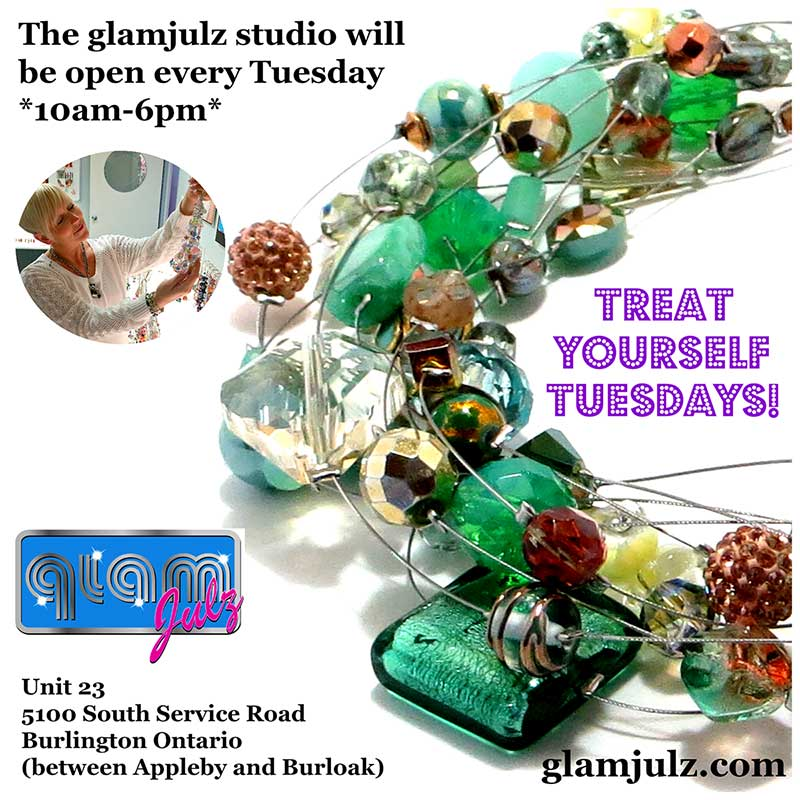 Treat Yourself Tuesday - every Tuesday 10am - 6pm