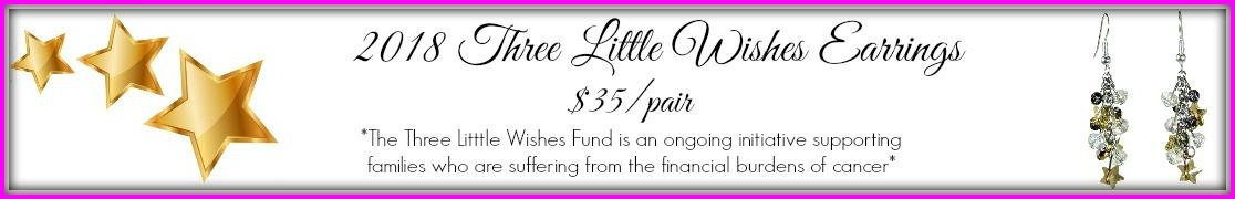 Three Little Wishes Earrings